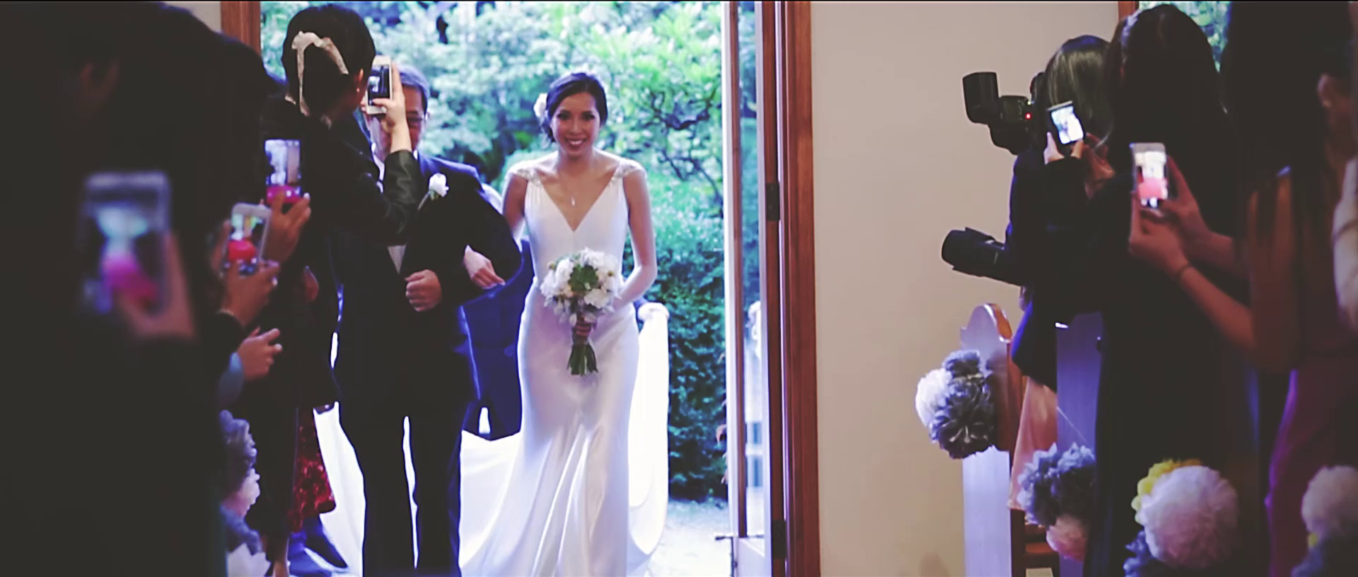Wedding Videographer Melbourne - Unplugged Wedding