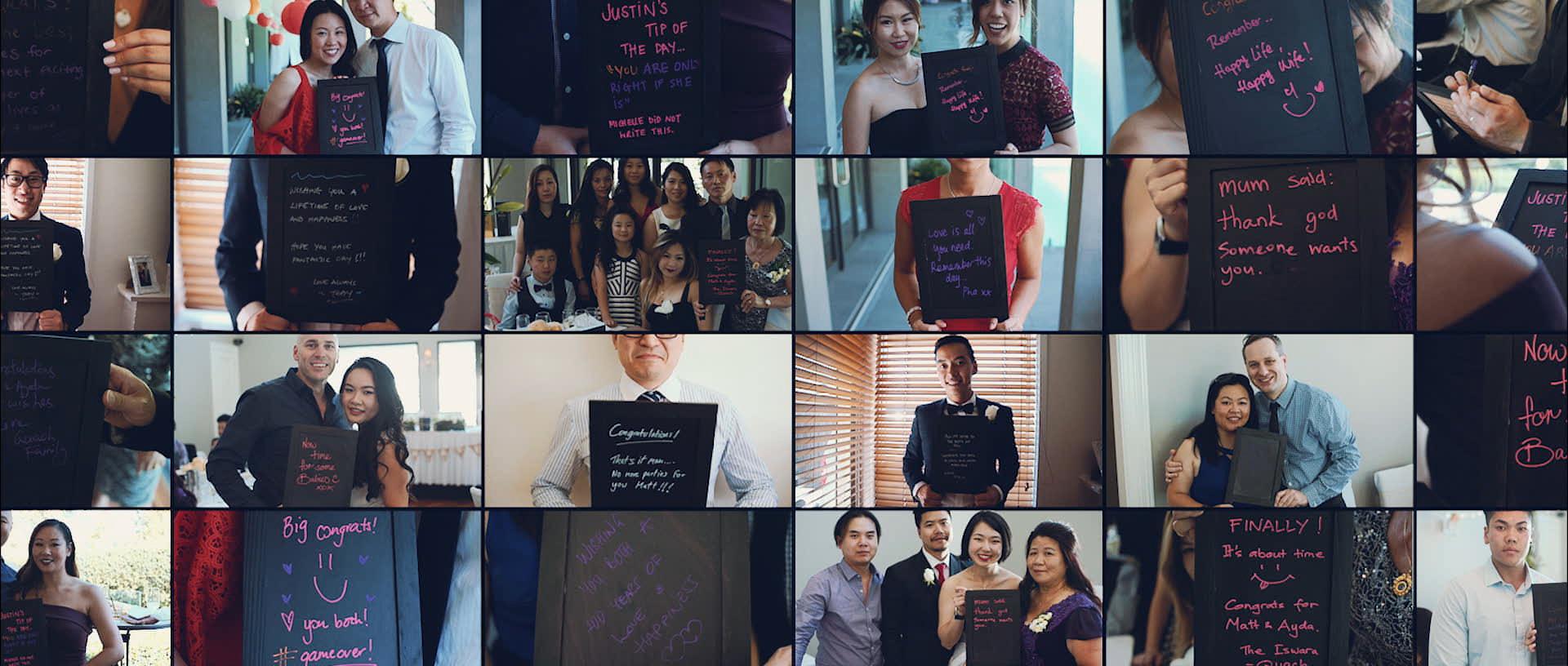 Wedding Videographer Melbourne