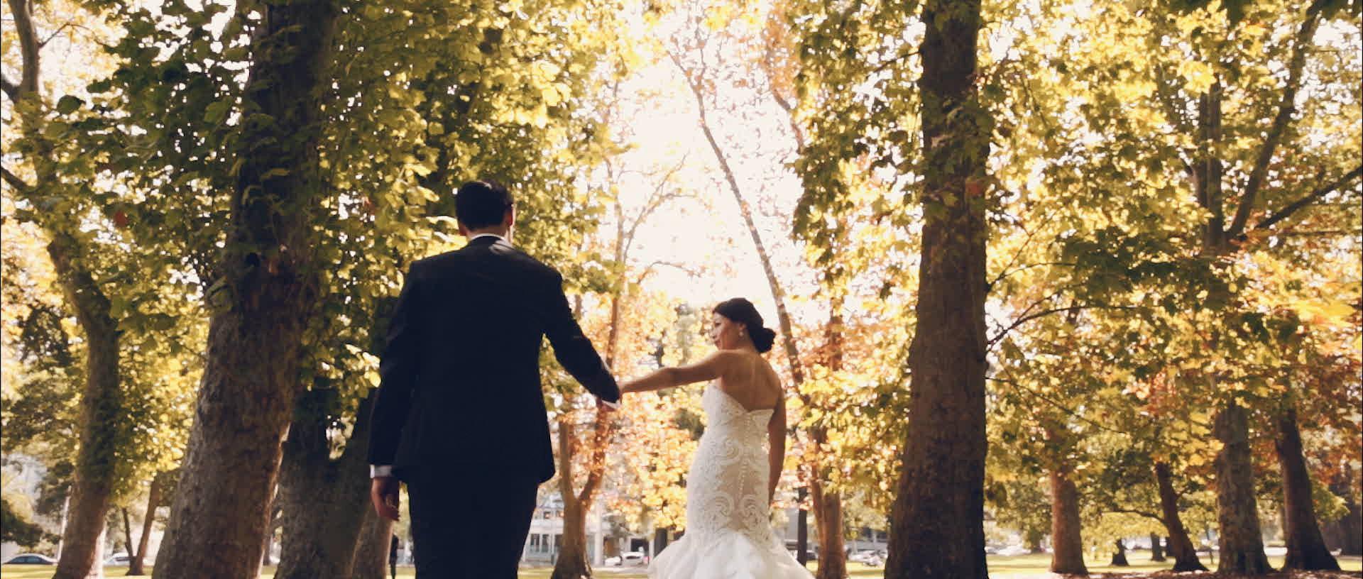 Melbourne Pavilion Wedding